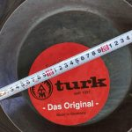 TURK ターク クラシックフライパンのサイズ(直径)